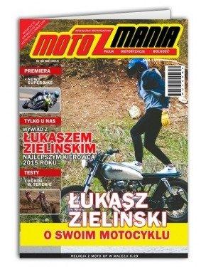 Kartka Motormaniak