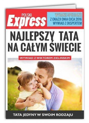 Kartka Express dla Taty