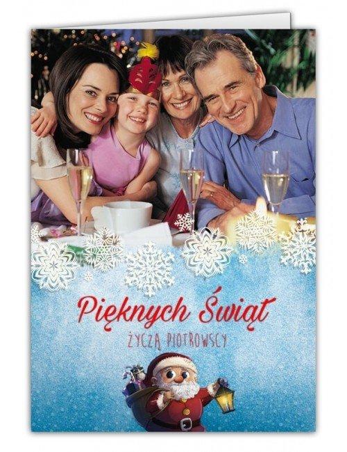 Kartka Piękne Święta