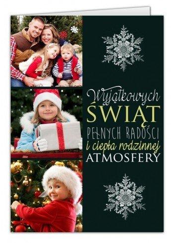 Kartka Wyjątkowe Święta