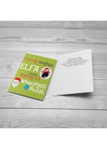 Kartka Elf