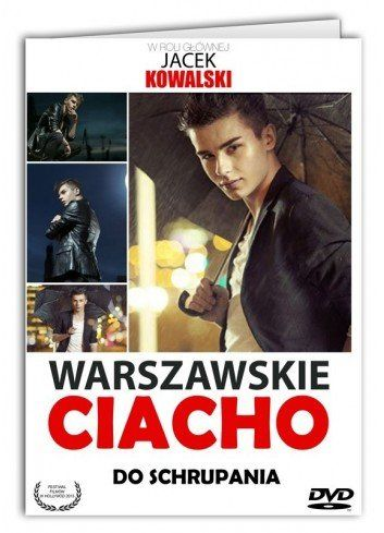 Kartka Okładka DVD Ciacho