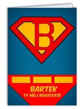 Imię Superbohater