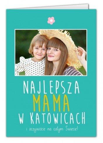 Kartka Najlepsza Mama
