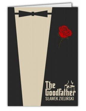 Kartka The Goodfather