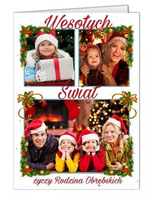 Kartka Święta Święta!
