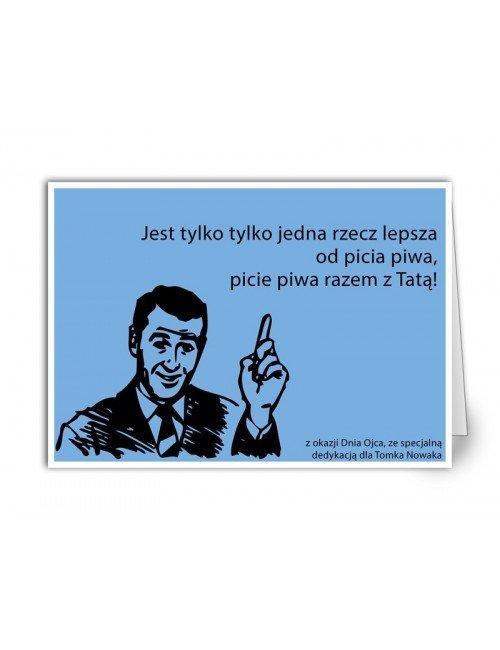 Kartka Piwko