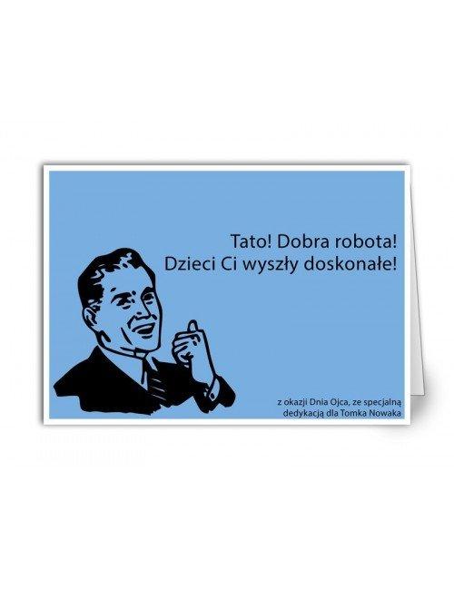 Kartka Dobra Robota