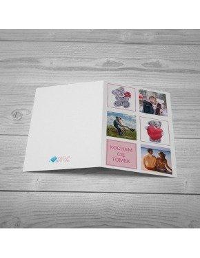 Kartka Miłosny Box