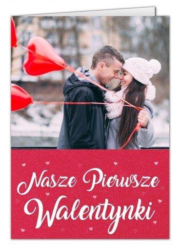 Kartka Nasze Walentynki