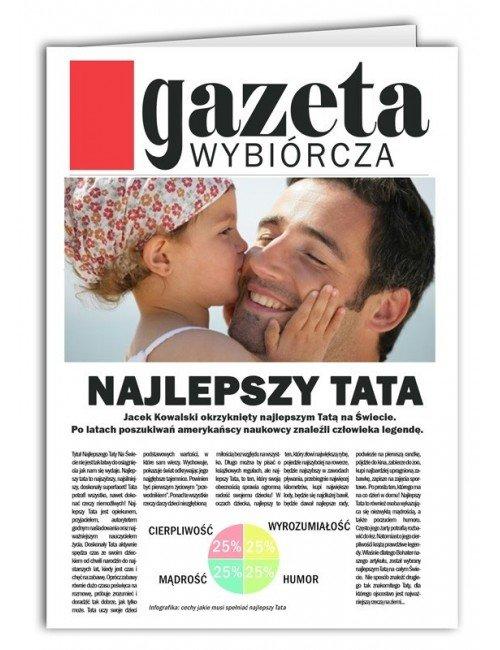 Kartka Gazeta Wybiórcza