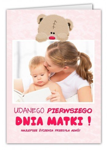 Kartka Dzień Matki