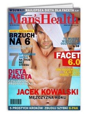 Kartka Man's Health