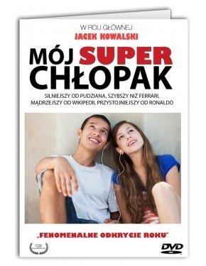 Kartka Okładka DVD Super