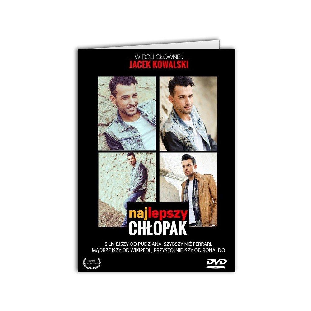 Kartka Okładka DVD Najlepszy