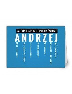 Kartka Andrzej