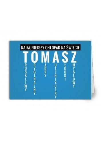 Kartka Tomasz