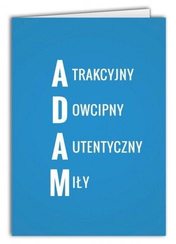 Kartka Adam
