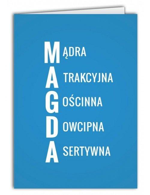 Kartka Magda