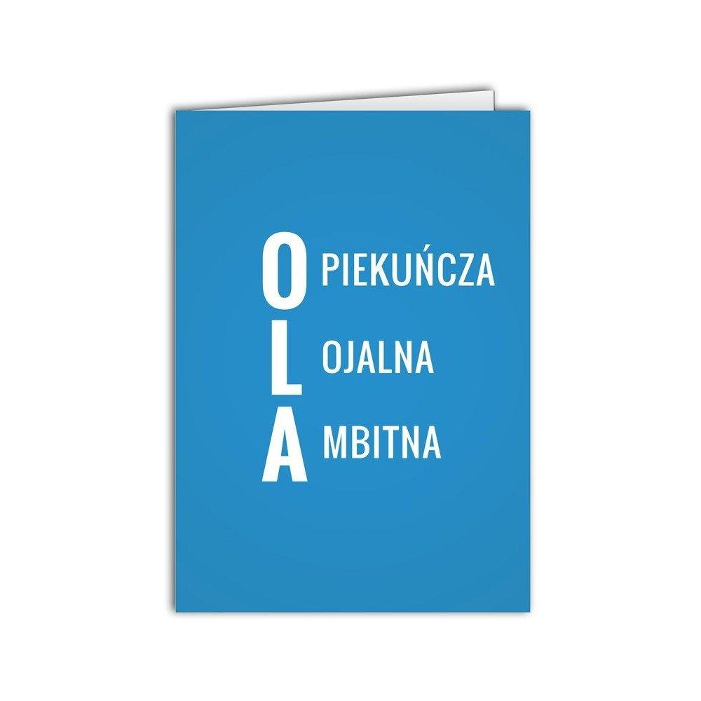Kartka Ola