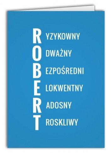 Kartka Robert