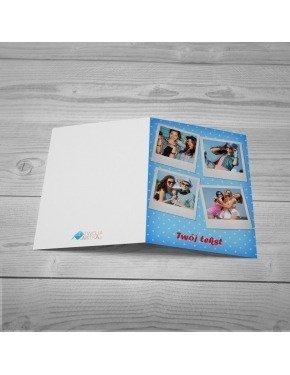 Kartka Polaroidy