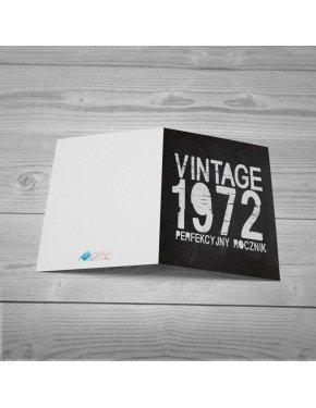 Kartka Vintage