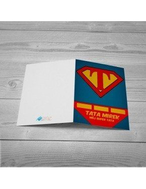 Kartka SuperTata