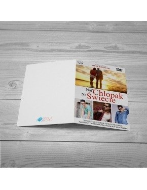 Kartka Okładka DVD Naj*