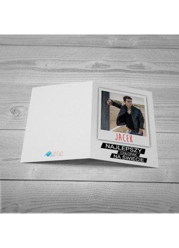 Kartka Polaroid