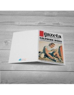 Kartka Najlepszy Chłopak Gazeta