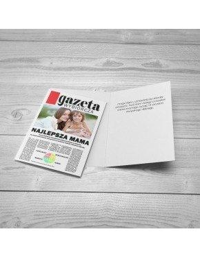 Kartka Najlepsza Mama Gazeta
