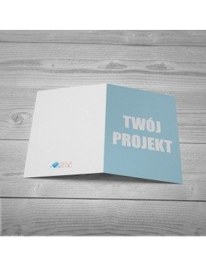 Twoja kartka - Twój projekt