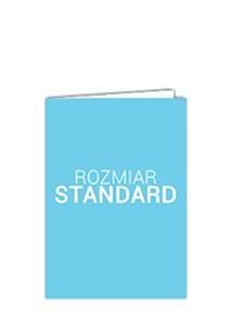 Rozmiar Standard - 21cm x 15cm